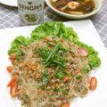 ヤム・ウン・セン@タイの春雨サラダ by シュルツィ http://cookpad.com/recipe/2015603#share_other