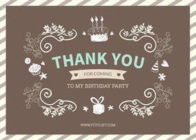 Criador do teu Cartão de Aniversário Grátis Online para Criareso teu Cartão de Aniversário, Convite de Aniversário ou uma Comunicação