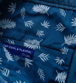 Chino Slim -  Vêtement Homme - Bleu