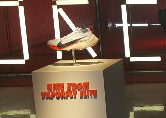 Nike VaporFly: sarà questa la scarpa del record?