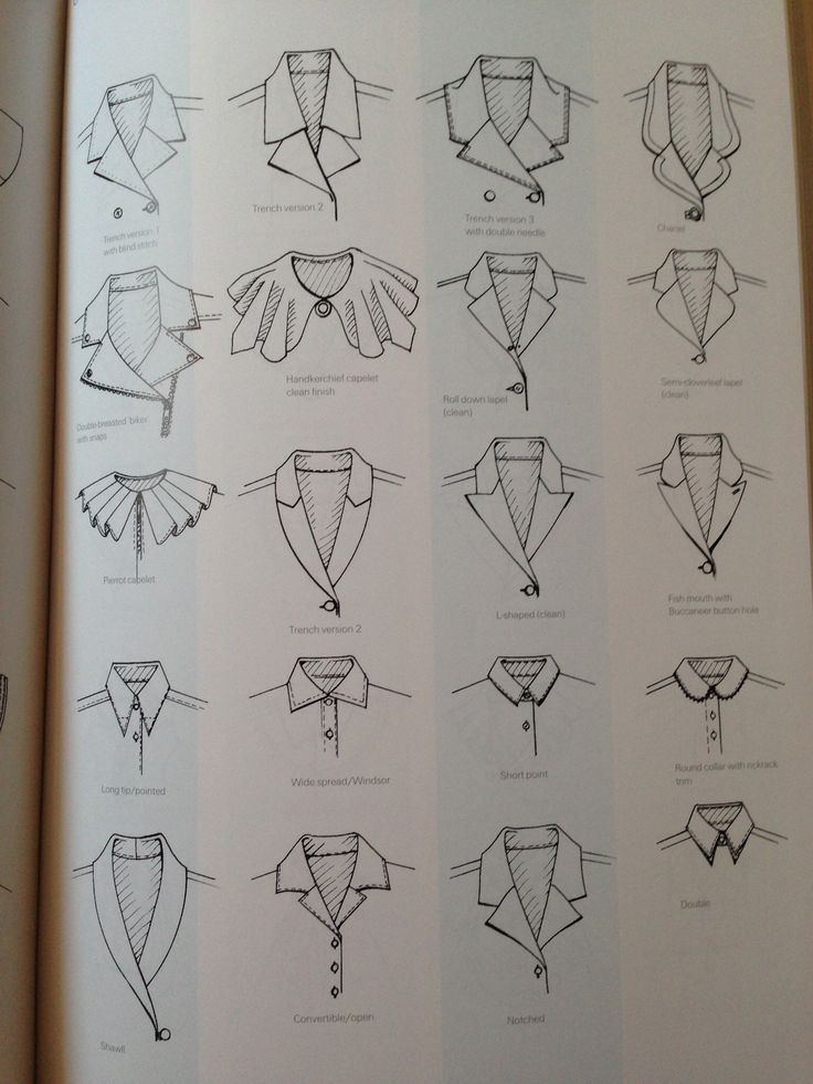 9 heads a guide to drawing fashion