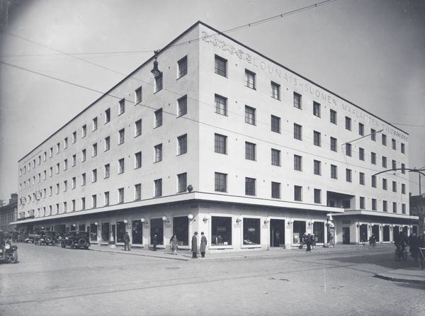 Lounais-Suomen Maalaistentalo (Aalto 1928)
