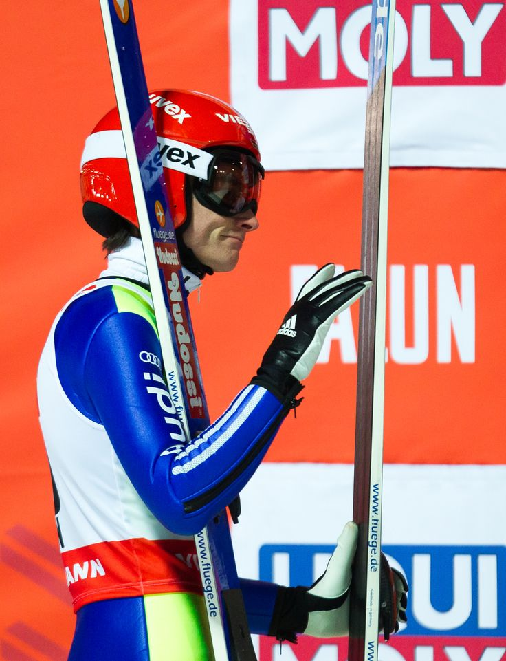 uvex athletes - ski jumping // Richard Freitag