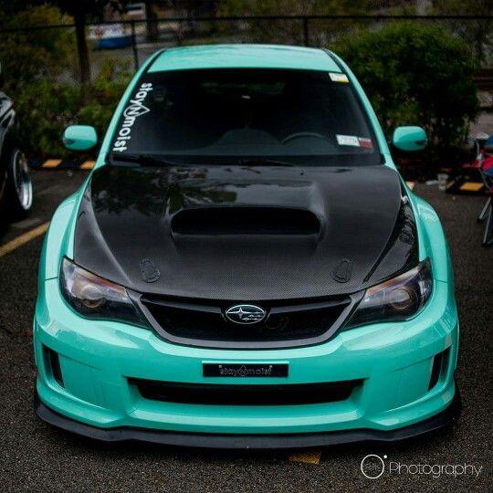 Subaru Impreza #Mint