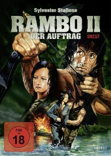 Rambo II....IMDb Rating: 6,2 (69.203) * 1985 USA * Darsteller: Sylvester Stallone, Richard Crenna, Charles Napier,