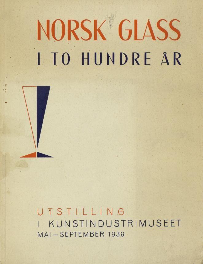 Norsk glass i to hundre år