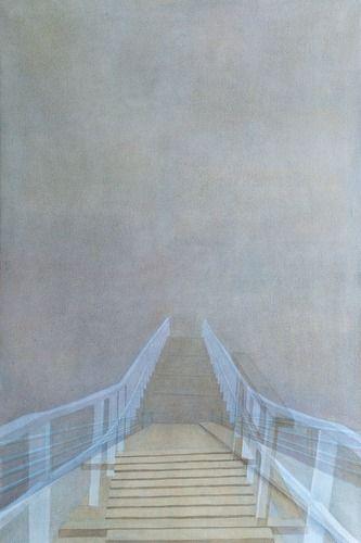 Susanne Gottberg, s. 1964, 'Silta VII', 2003, Oil painting