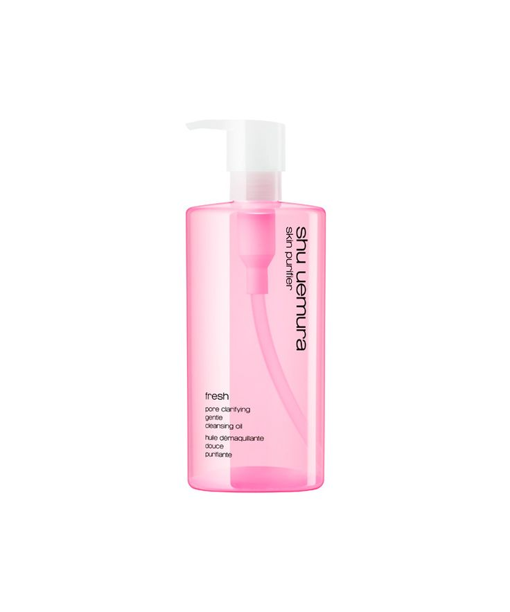 fresh pore clarifying gentle cleansing oil