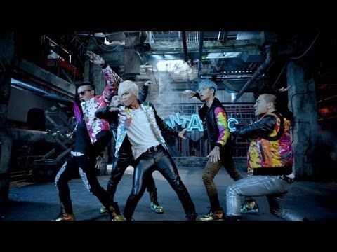 "Big Bang, ""Fantastic Baby"" 