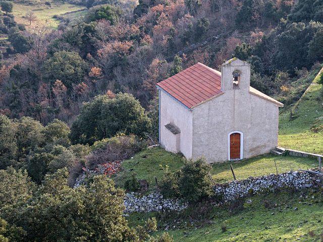 Région de Ponte-Leccia -  Pietralba Pedano La Chapelle A Nunziata