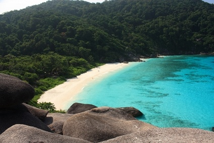 Greetings from Phuket! If you were on this beach right now, what would you be doing? Luxury Beachfront Condo in Phuket