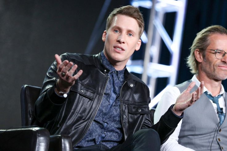 PASADENA, Calif. (AP) — Writer Dustin Lance Black says his upcoming TV miniseries about the gay rights movement is for everyone, up to and including the incoming president.