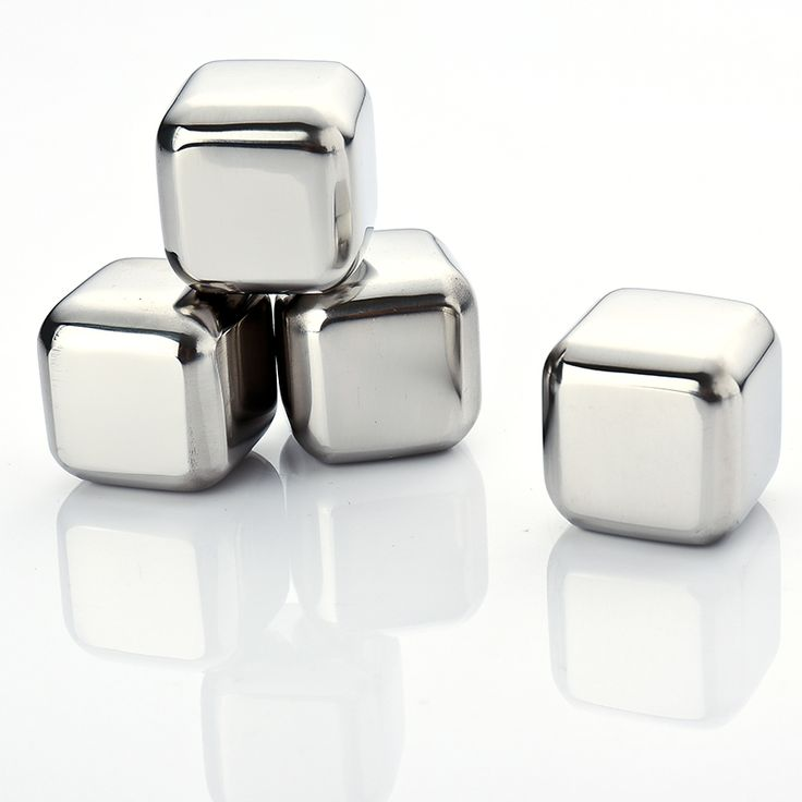 4Pcs/lot Whiskey Wine Beer Stones 440C Stainless Steel Cooler Stone Whiskey Rock Ice Cube Edible Alcohol Physical Cooled-in Wine Coolers & Chillers from Home & Garden on Aliexpress.com | Alibaba Group