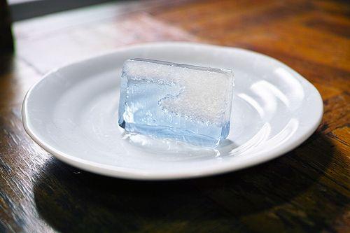 Japanese Sweets, wagashi, とらや_羊羹_水の宿