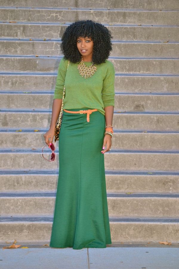 1000 ideas about maxi skirt style on fall