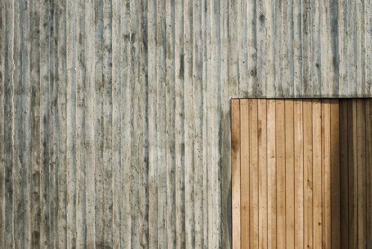 Wood impressions | Volubilis Visitor Center, Meknes, Morocco | Kilo Architectures | Photo © Elio Germani