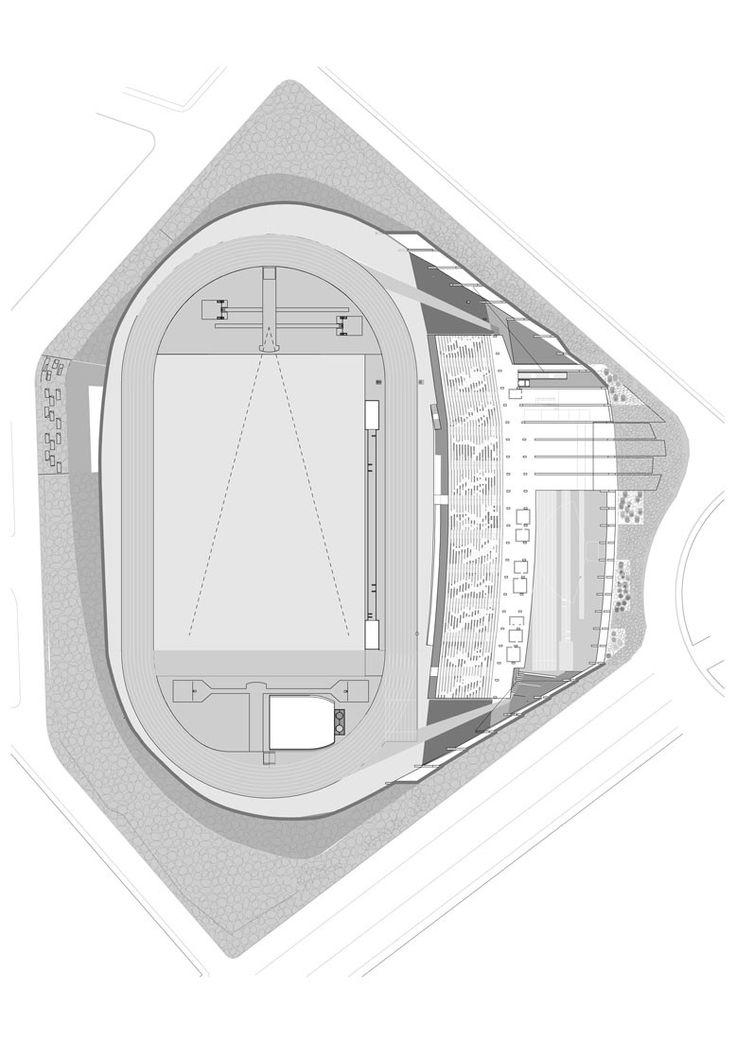 Gallery of Insular Athletics Stadium / AMP arquitectos - 54