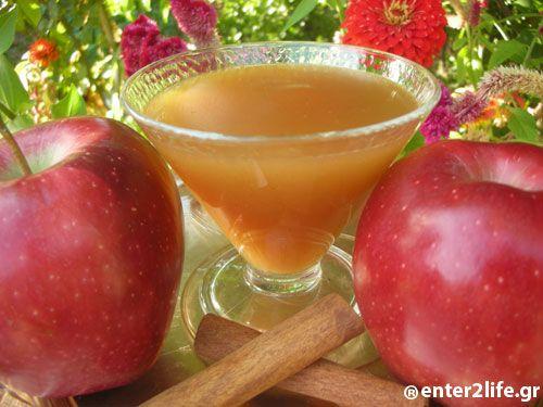 Κρέμα – Πουρές Μήλου (χωρίς ζάχαρη) www.enter2life.gr