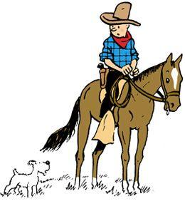 Les Aventures de Tintin - Tintin en Amérique
