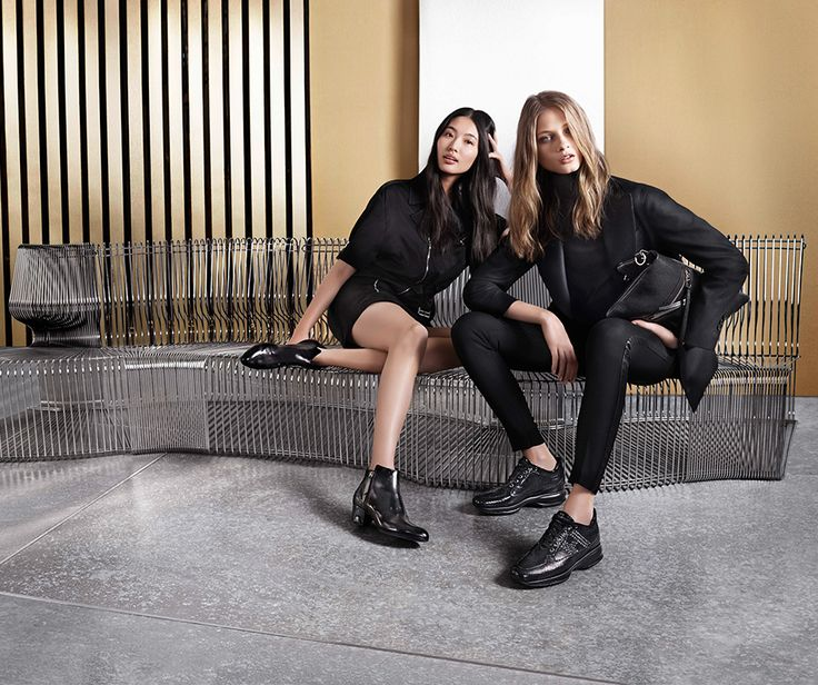 #HOGAN reveals the new advertising campaign for the FW14/15 Collection. Discover an innovative vision of casual luxury.