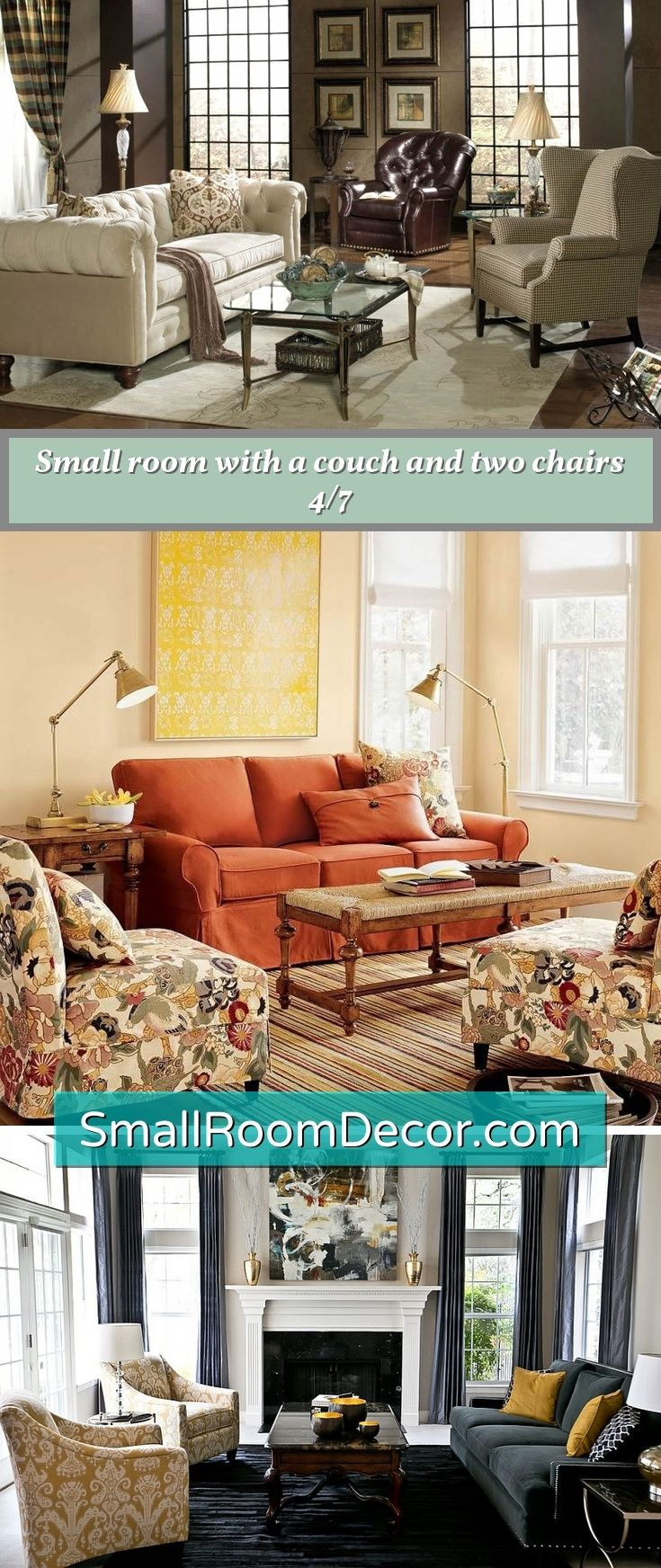 7 Couch Placement Ideas For A Small Living Room Small Li
