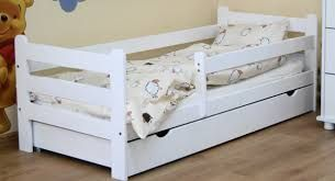Znalezione obrazy dla zapytania łożko białe dzieciece