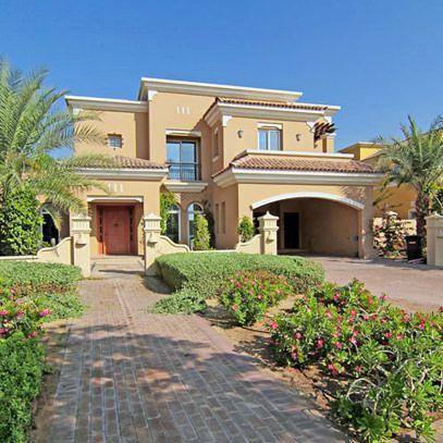 Luxe villa's te koop en te huur in #Dubai #Yazuul