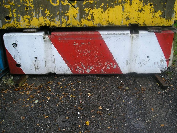 Jersey Barrier/ crash barrier/ concrete barrier x1....others available+ delivery