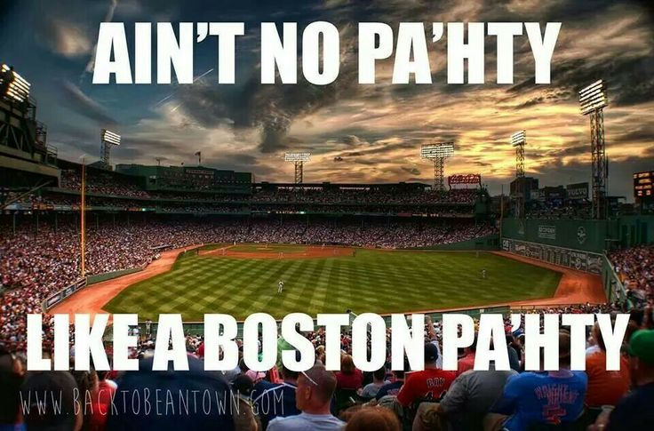 Boston your my home