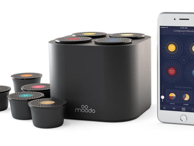 Smells Like Tech Spirit Wi Fi Scent Machine Works With Alexa