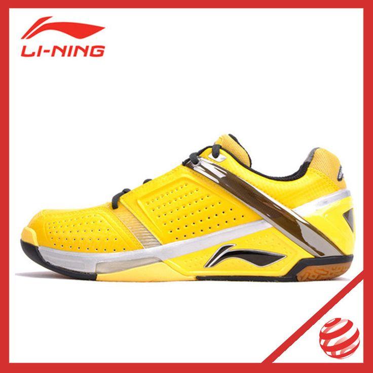 Мужчины бадминтон обувь лин дан ограниченным тиражом, Супер дэн турнир обуви профессиональные бадминтон обувь Li ning AYAJ077