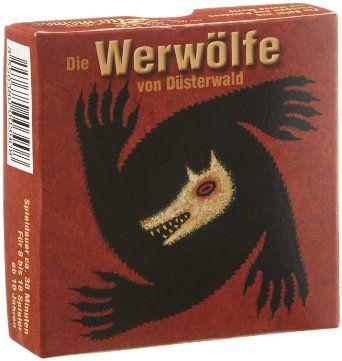 Asmodee - Lui meme 200001 - Werwölfe von Düsterwald: Amazon.de: Spielzeug