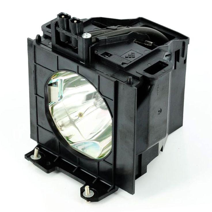 Genuine AL™ ET-LAD55L Lamp & Housing for Panasonic Projectors - 150 Day Warranty