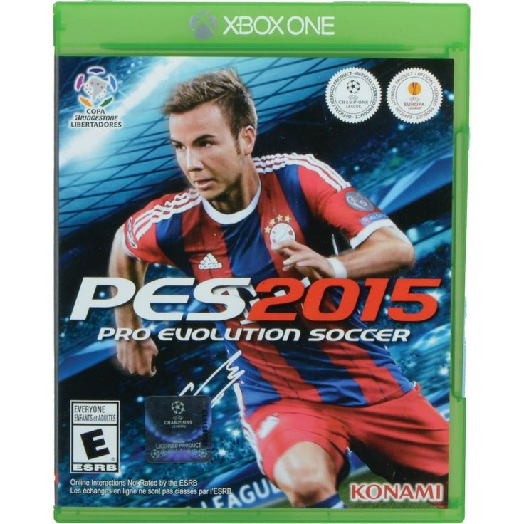 PES Pro Evolution Soccer 2015, Xbox One, Sports