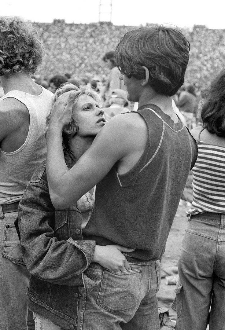 Portraits nostalgiques de la Jeunesse rebelle des Années 1970