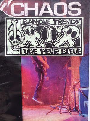 """NOTGELD: Monnaie Locale, """"Une Peur Bleue"""", Banque Trendy, l..."""