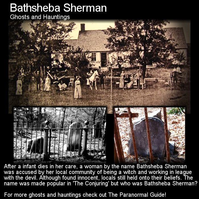 Bathsheba Sherman History