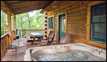 Bryson City Cabin Rentals – Cherokee NC Cabins