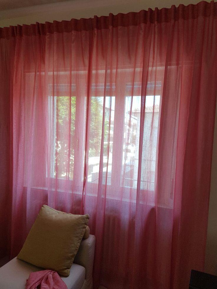Oltre 25 fantastiche idee su bastone per tende su pinterest stoccaggio doccia salvaspazio - Aste per tende ikea ...
