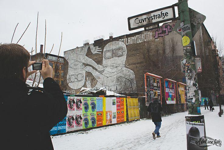 Blu & JR in Berlin #streetart http://www.iletaitunefaim.com/ultimate-expedition-voyage-berlin/