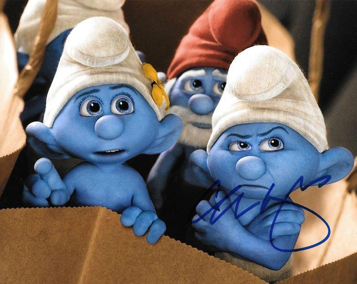 GFA The Smurfs Movie * GEORGE LOPEZ * Signed 8x10 Photo G2 PROOF COA