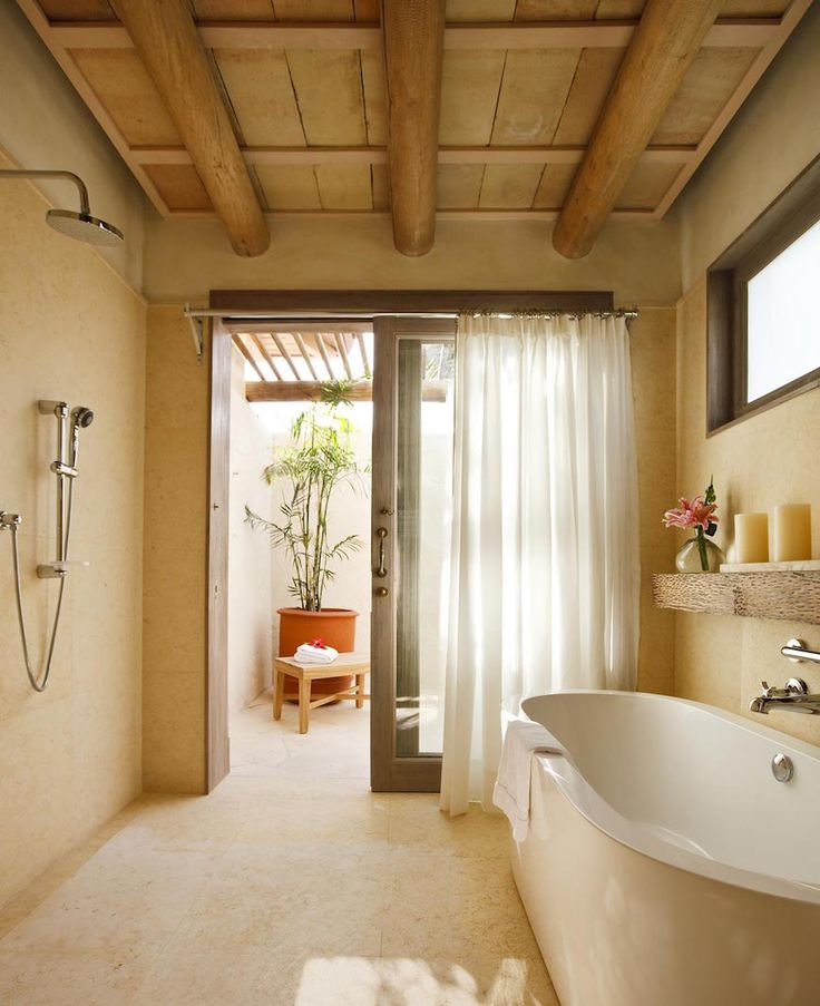 10 Astonishing Tropical Bathroom Ideas That You Must See Today Part 70