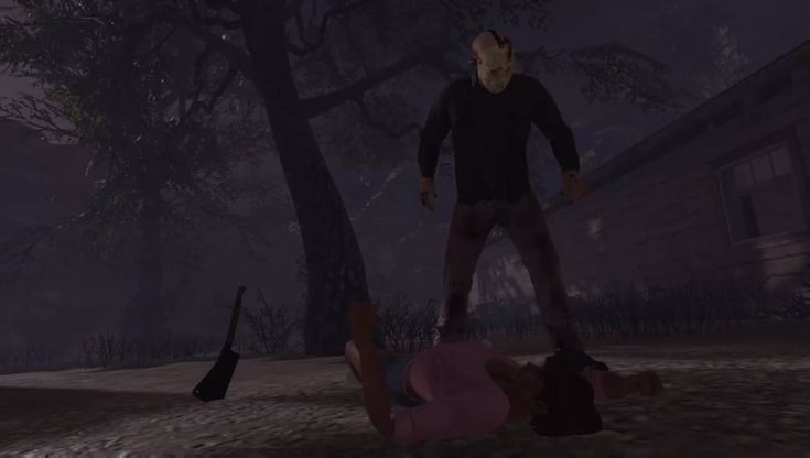 Part IV...#fridaythe13th #fridaythe13thgame #camp #counselor #survive #escape #new #dlc #cabin #jason #jasonvoorhees #voorhees #game #gamer #videogames #games #xbox #xboxone #playstation #playstation4 #pc #ps4 #gaming #horror #scary #movie #kills #killer #free #map
