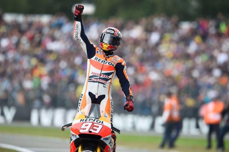 Marquez, Dutch MotoGP Race 2014