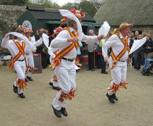 Morris Dancing - English traditional folk dance