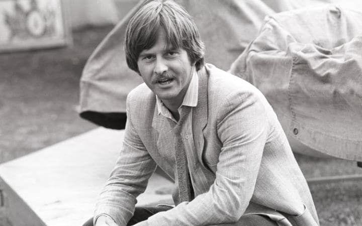 Trevor Eve, star of Shoestring, 1979-80