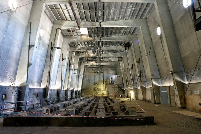 Das ehemalige Berliner Heizkraftwerk Mitte wurde von Dimitri Hegemann entdeckt und aufwändig ausgebaut. Heute ist es ein einzigartiger Raum für besondere Ausstellungen und Veranstaltungen.