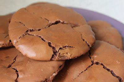 Bursdagskaker: Brownie Cookies