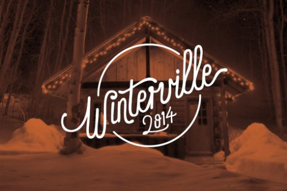 poster distribution for winterville