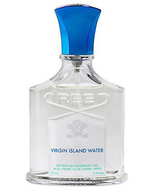 Virgin Island Water Creed perfume - a fragrance for women and men 2007